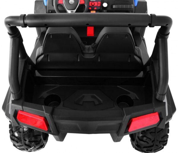 Masinuta electrica pentru copii cu 2 locuri BUGGY S2588 4×4, Alb