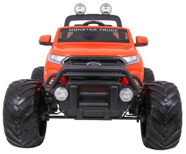Masinuta Electrica Pentru Copii Ford Ranger Monster 550 Rosu