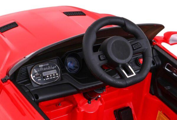 Masinuta electrica pentru copii GT SPORT (718) Rosu