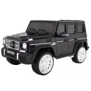 masinuta-electrica-pentru-copii-mercedes-g65-negru-metalizat
