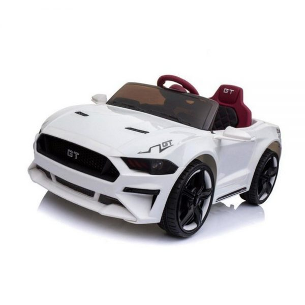 Masinuta Electrica Pentru Copii GT Sport 718 Alb