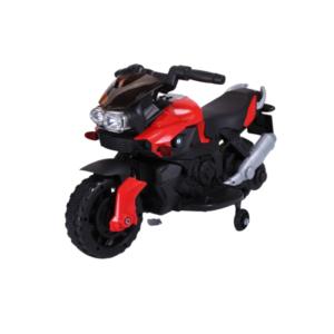 Motocicleta electrica pentru copii SmartBike (918) 6 volti, Rosu