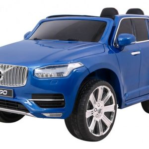Masinuta Electrica Pentru Copii Volvo XC 90 Albastru metalizat