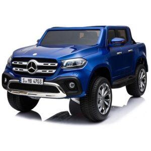 masinuta-electrica-pentru-copii-mercedes-x-class-ecran-lcd-4x4-albastru-metalizat