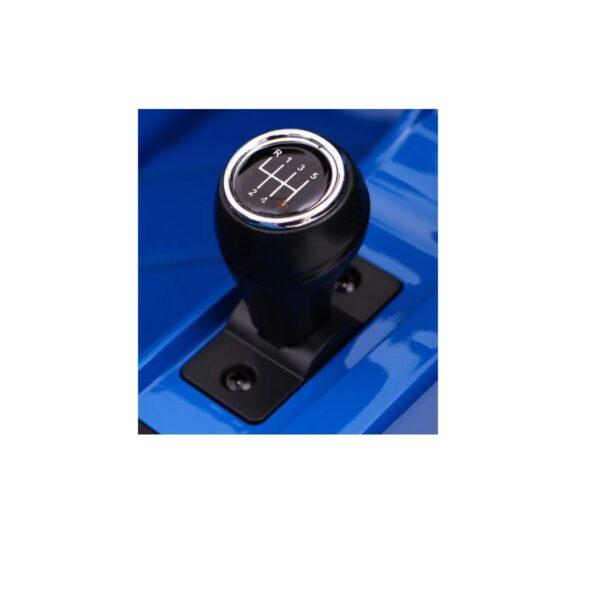 Masinuta eIectrica pentru copii AUDI R8 SPYDER (2198) Albastru metalizat