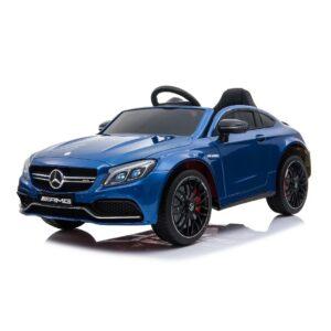 masinuta-electrica-pentru-copii-mercedes-amg-c63s-coupe-1588-albastru-lucios