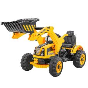 tractor-electric-pentru-copii-328-galben