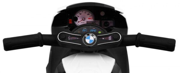TRICICLETA ELECTRICA MICA DE 6 VOLTI, BMW S1000 RR (5188) NEGRU