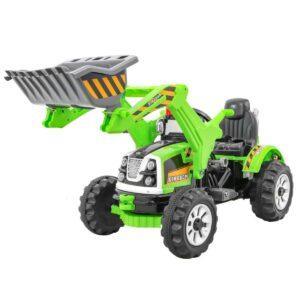 tractor-electric-pentru-copii-328-verde