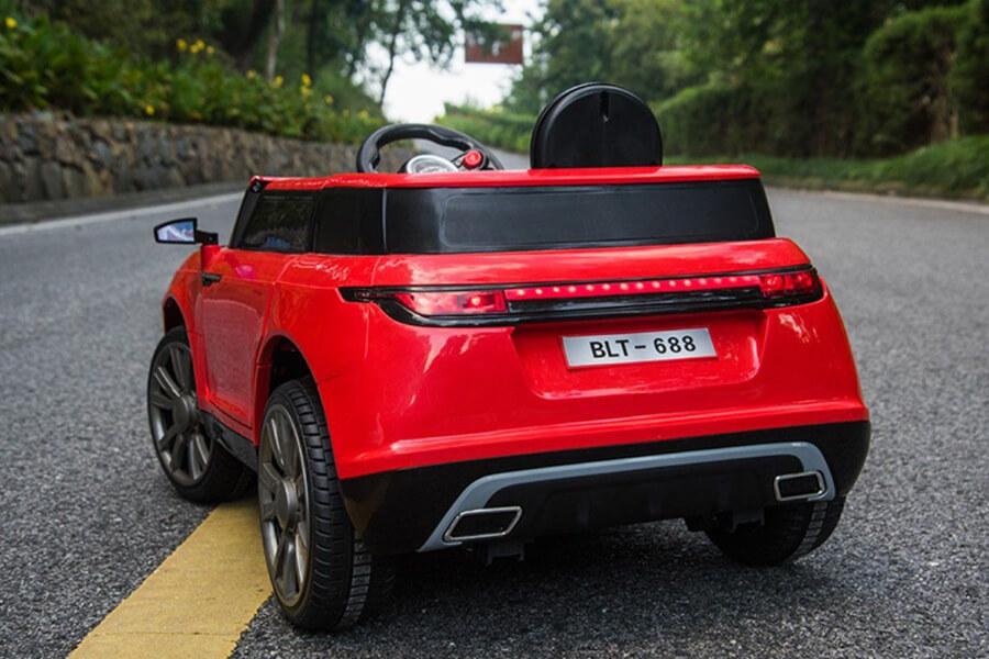 Masinuta electrica pentru copii Cabrio F4 (BLT688) Rosu