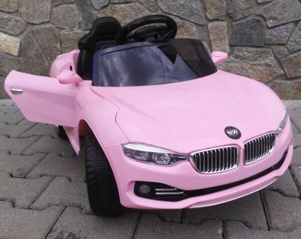 Masinuta electrica pentru copii Cabrio B11 (FL1088) Roz