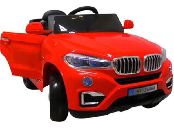 Masinuta electrica pentru copii Cabrio B12 (5188) Rosu