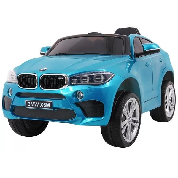 masinuta-electrica-pentru-copii-bmw-x6m-2199-albastru-lucios