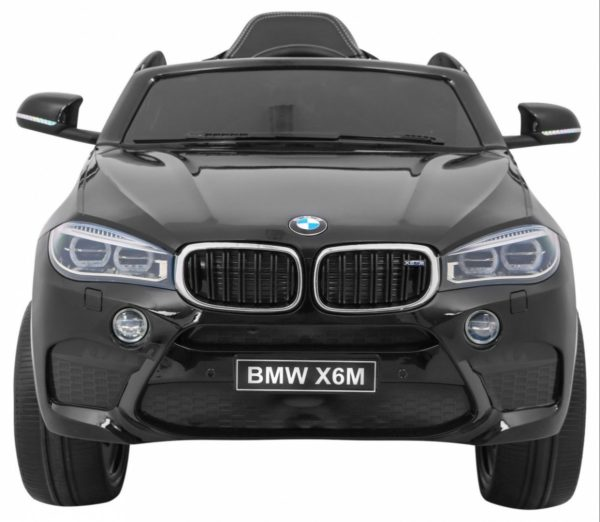 Masinuta electrica pentru copii BMW X6M (2199) Negru