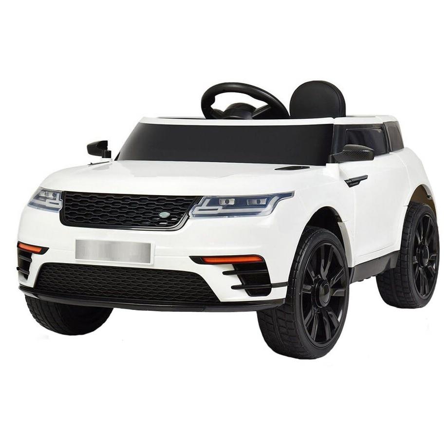 Masinuta electrica pentru copii Cabrio F4 (BLT688) Alb