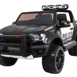 Masinuta electrica pentru copii Ford Ranger Raptor POLITIA (DK-F150) Negru