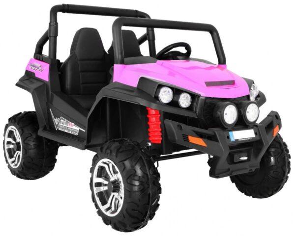 Masinuta electrica pentru copii Buggy S2588 4×4, Roz