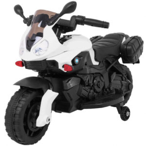 Motocicleta electrica pentru copii Shadow (917) 6 volti, Alb