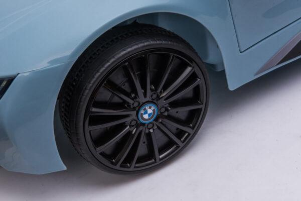 Masinuta electrica pentru copii BMW i8 Coupe NEW (JE1001) Albastru