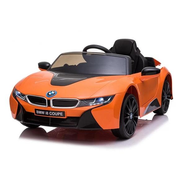 masinuta-electrica-pentru-copii-bmw-i8-coupe-new-je1001-portocaliu