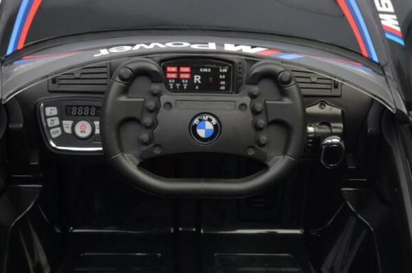 Masinuta electrica pentru copii BMW M6 GT3 (6666) Alb