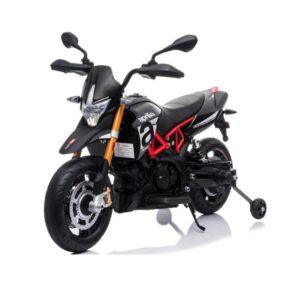 motocicleta-electrica-pentru-copii-aprilia-dorsoduro-a007-negru