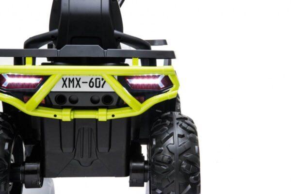 ATV electric pentru copii 4×4 cu telecomanda Desert 900 (XMX607) Alb