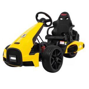 kart-electric-pentru-copii-12-volti-bolid-xr-1-cu-3-roti-9939-galben