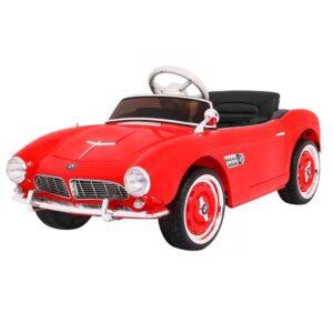 masinuta-electrica-pentru-copii-bmw-507-retro-1938-rosu