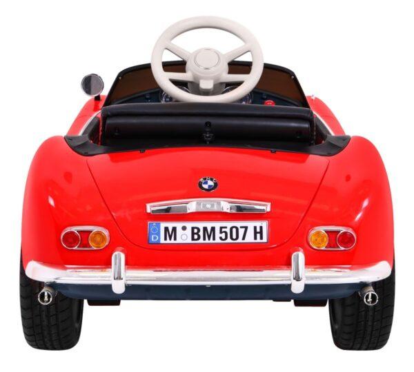 Masinuta electrica pentru copii BMW 507 Retro (1938) Rosu