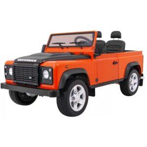 masinuta-electrica-pentru-copii-land-rover-defender-4x4-dmd328-portocaliu