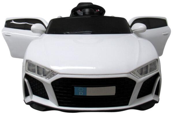 Masinuta electrica pentru copii Cabrio AA5 Alb