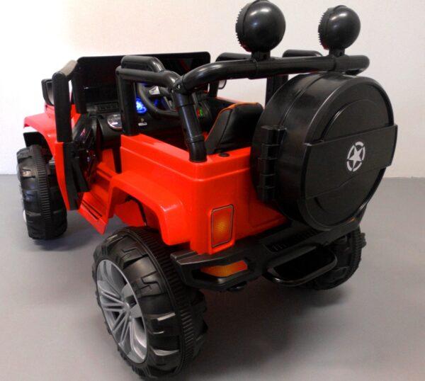 Masinuta electrica pentru copii AMY 4×4 (119) Rosu