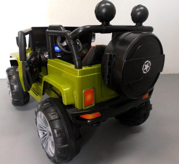 Masinuta electrica pentru copii AMY 4×4 (119) Verde