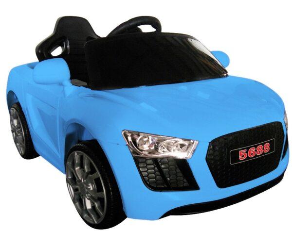 Masinuta electrica pentru copii CABRIO AA4 Albastru