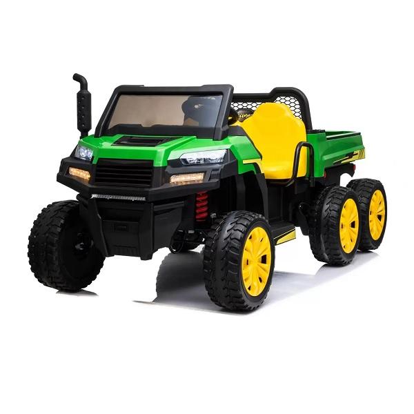 masinuta-electrica-tractor-tip-ferma-4x4-cu-remorca-a730-verde