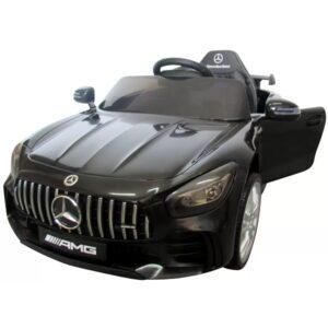 masinuta-electrica-pentru-copii-mercedes-gtr-negru
