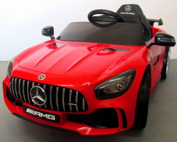 Masinuta electrica pentru copii Mercedes GTR Rosu