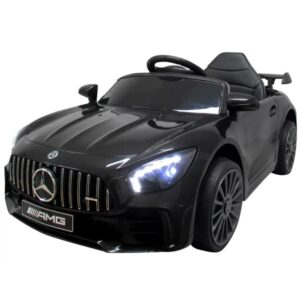 masinuta-electrica-pentru-copii-mercedes-gtr-s-negru