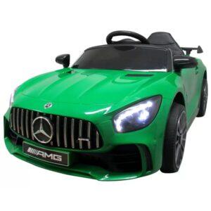 masinuta-electrica-pentru-copii-mercedes-gtr-s-verde