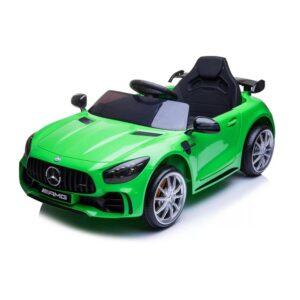 masinuta-electrica-pentru-copii-mercedes-gtr-verde