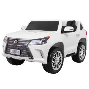 masinuta-electrica-pentru-copii-lexus-lx-570-alb