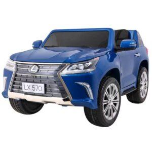 masinuta-electrica-pentru-copii-lexus-lx-570-albastru-metalizat