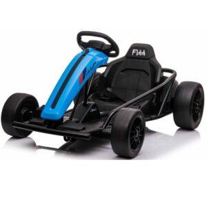 Kart electric pentru copii FX1 Drift Master 24 Volti (1968) Albastru