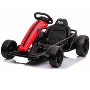 Kart electric pentru copii FX1 Drift Master 24 Volti (1968) Rosu