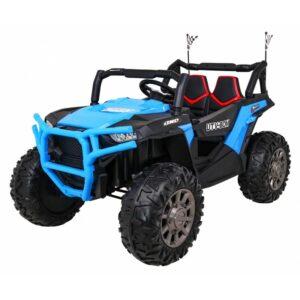 Masinuta electrica pentru copii cu 2 locuri 4×4 BUGGY RACER (999) Albastru