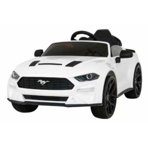 masinuta-electrica-pentru-copii-ford-mustang-gt-2038-alb