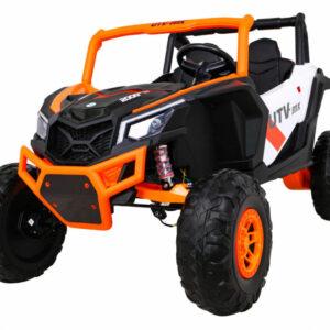 Masinuta electrica pentru copii Buggy UTV MX 24 Volti (613) Portocaliu