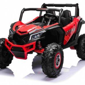 Masinuta electrica pentru copii Buggy UTV MX 24 Volti (613) Rosu