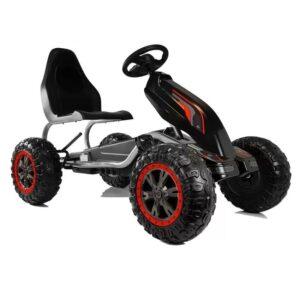 Kart-cu-pedale-pentru-copii-cu-roti-EVA-Strong-B012